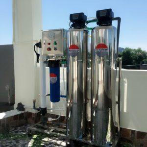 Hệ thống lọc tổng nước sinh hoạt UF