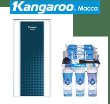 Máy lọc nước Kangaroo Macca thông minh 9 lõi