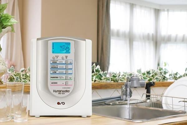 may loc nuoc noi dia nhat humanwater - Máy lọc nước nội địa Nhật Humanwater